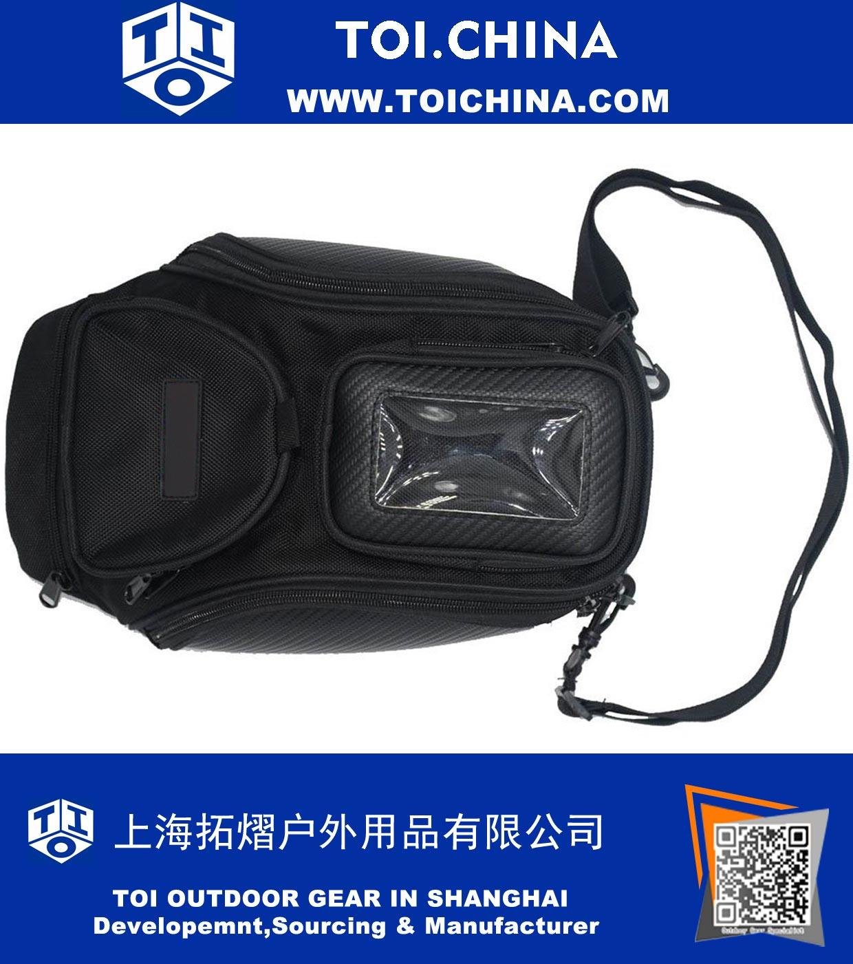 Großhandel Motorrad Wasserdichte Tasche Tankrucksäcke Kit