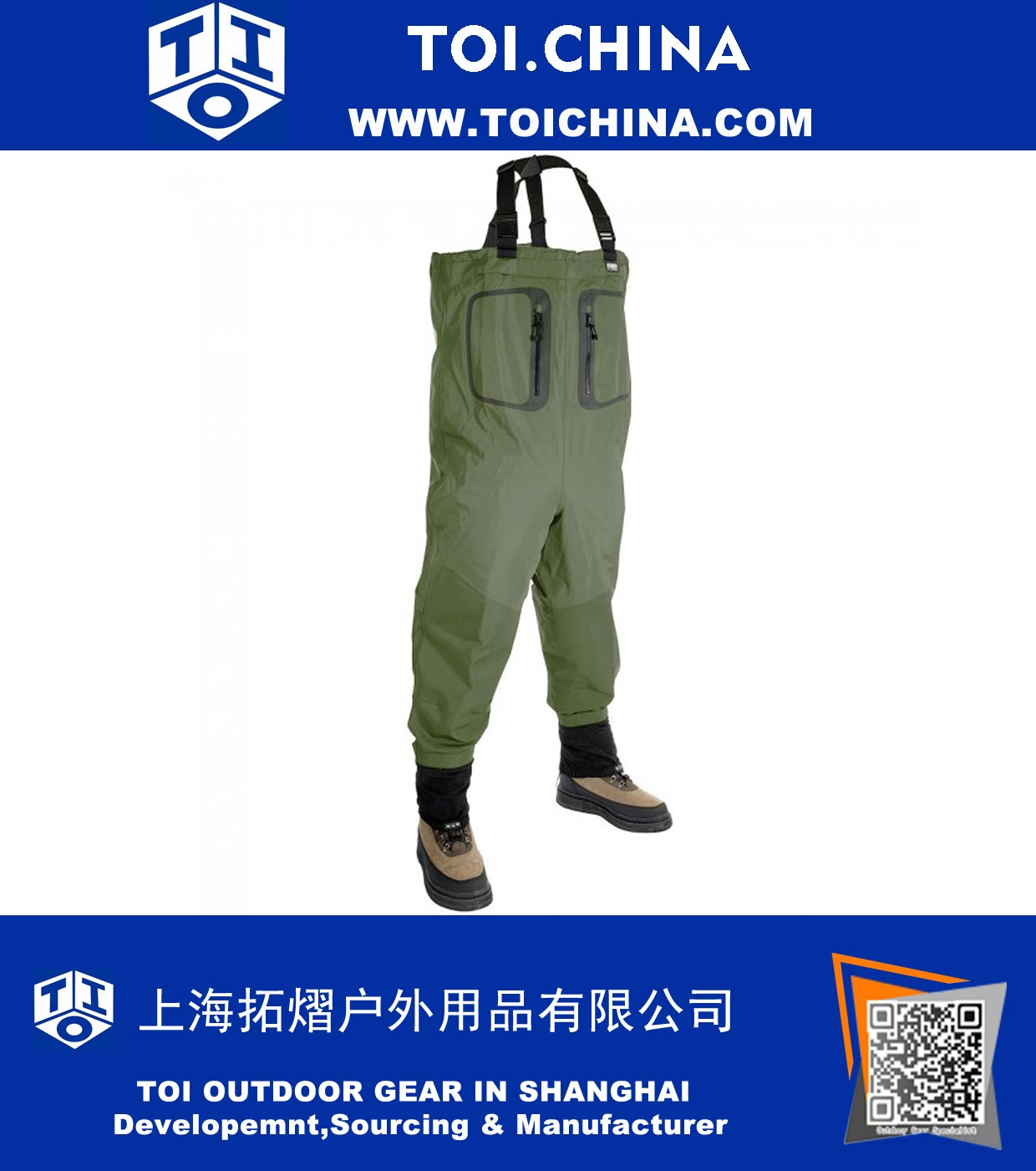 Breathable Waders, ZT-CK010