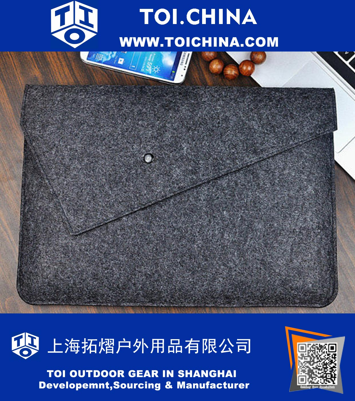 Christmas Gift Felt Laptop Cover Dell Laptop Case 13 Inch Laptop Bag 14 Inch Laptop Sleeve Felt Bag Custom Laptop Bag Zt Ef188 Portfolio Case Stationery And Office Supplies China Manufacturer Shanghai Toi