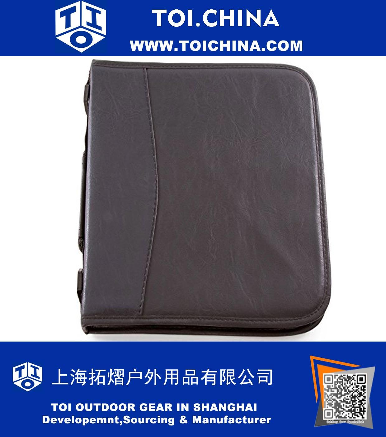 Etherische olie Portfolio. Met ritssluiting, Hard Side Case, ZT-EF636