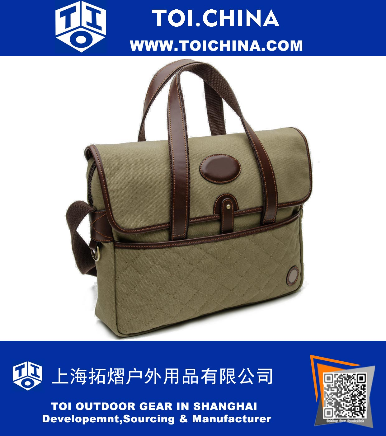 Fishing Satchel Bag, ST-HA012