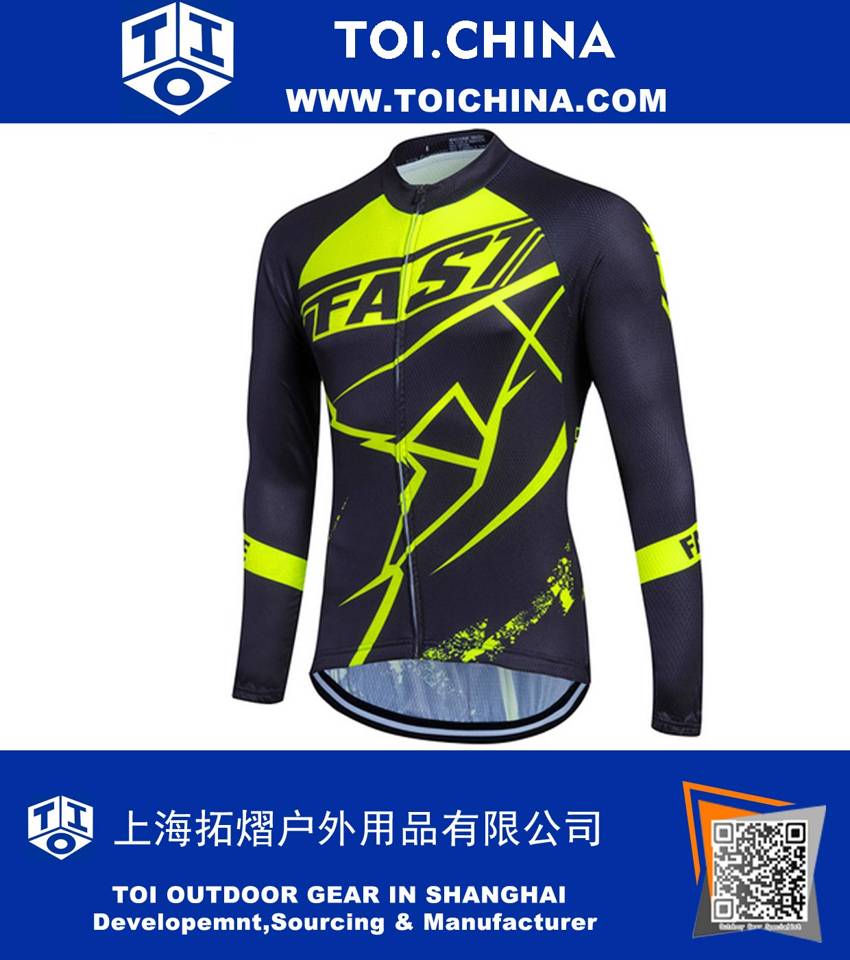 Quick Dry Cycling Jersey Clothes Long Sleeve Spring Autumn Men's Shirt Bicycle Wear Breathable MTB Road Top Clothing, ZT-CS001