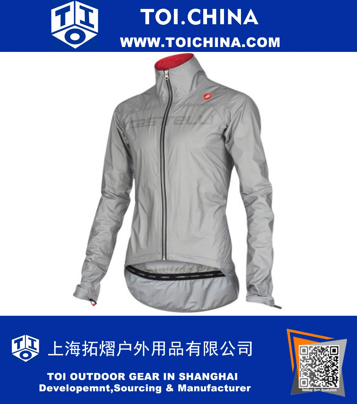 Race Jacket, ZT-CD009