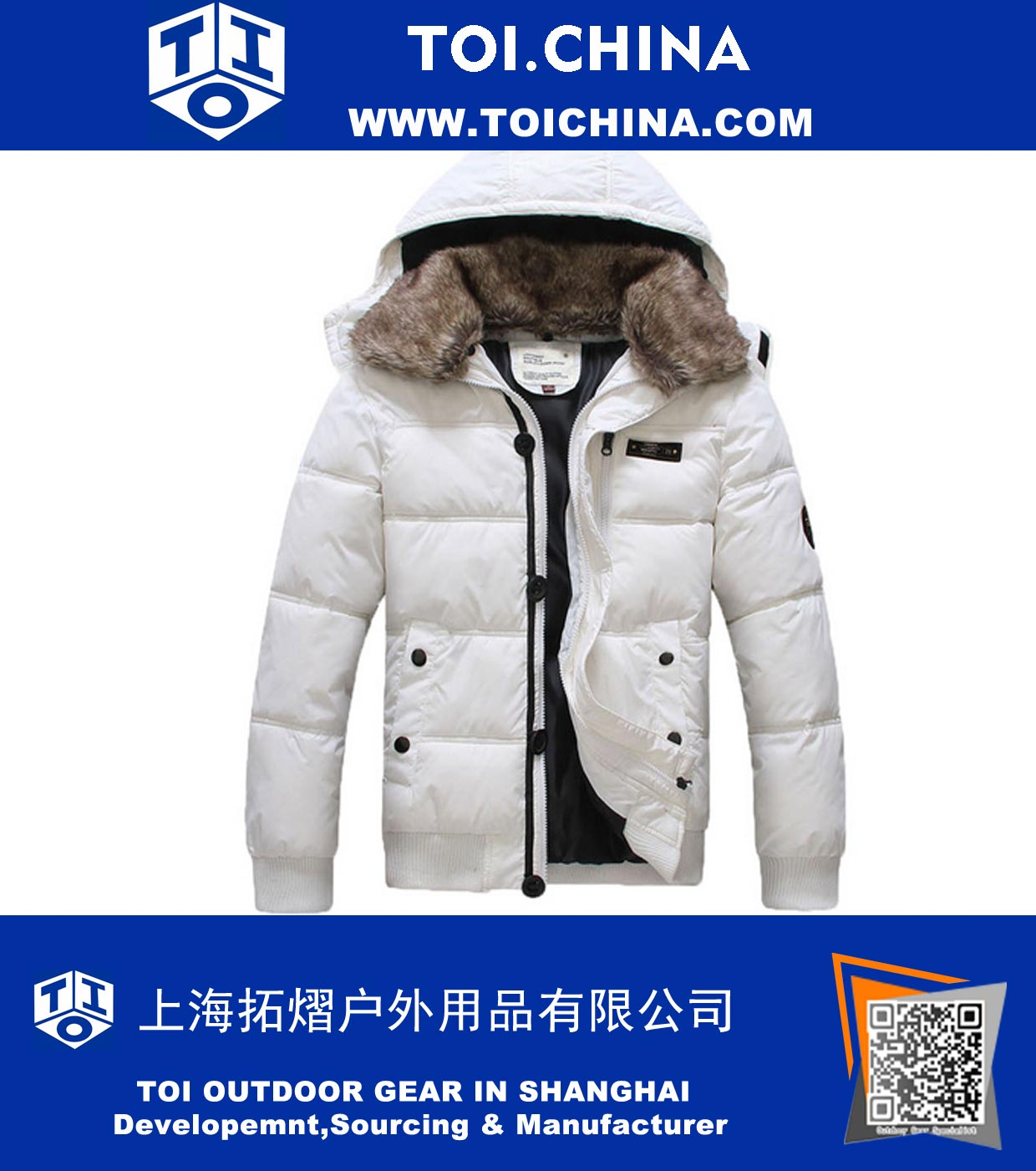 Thick Warm Men Winter Coat New Fashion Jacket Down Coat Men Parka Outdoor Wear Solid color Plus Size Parkas Overcoat, ZT-CE001