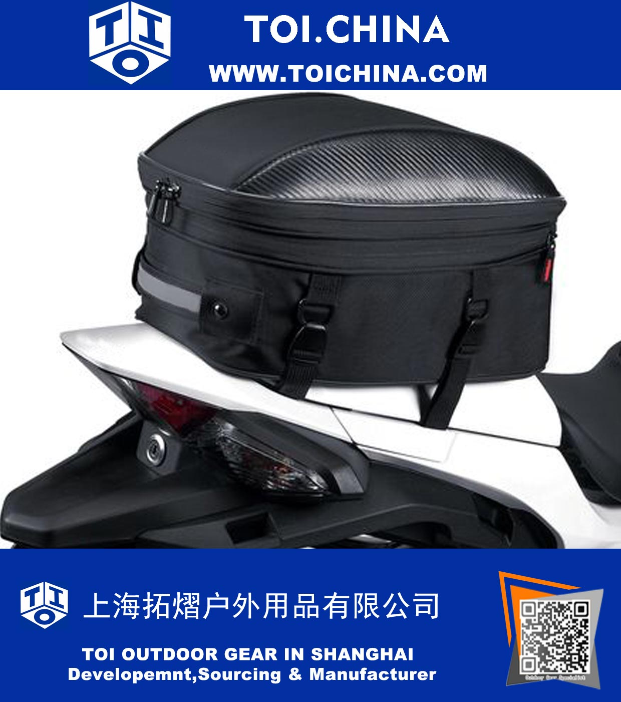 Tour Tail Bag, ST-KF009