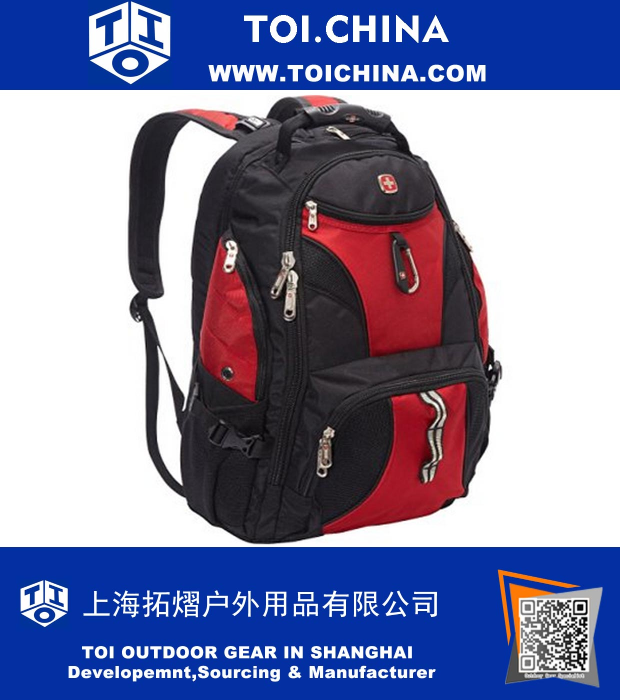 Travel Gear Backpack, ZT-AB001