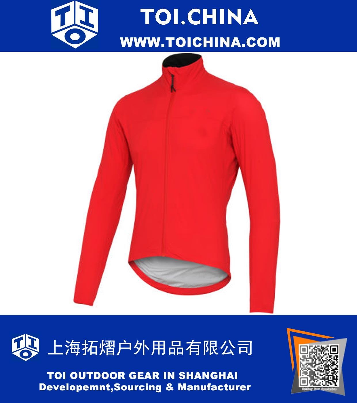 Waterproof Jacket, ZT-CD012