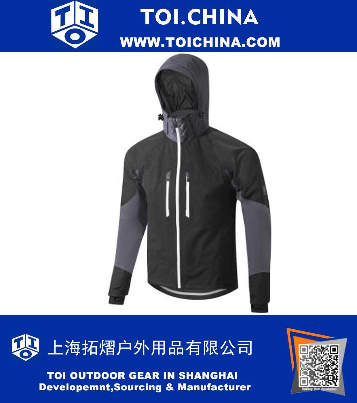 Waterproof Jacket, ZT-CD024