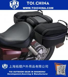Classic Accessories Moto Gear Motorcycle Saddle Bags