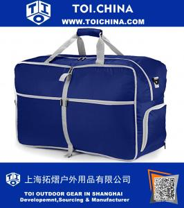 Foldable 80L And 40L Waterproof Travel Duffel Bag for Sports And Gym Bag