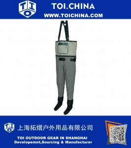 High Water Breathable Convertible Wader