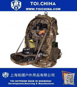 Hunting Camping Bow Archery Rifle Back Pack Camo Tactical Hiking Gear Bag