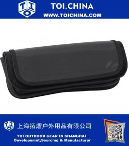 Windshield Pouch With Clear Cell Pocket