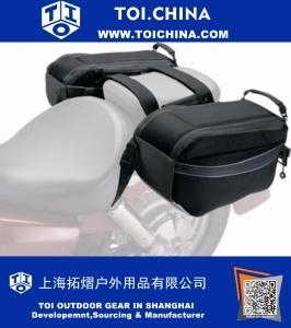 Motorcycle Saddle and Tank Bags